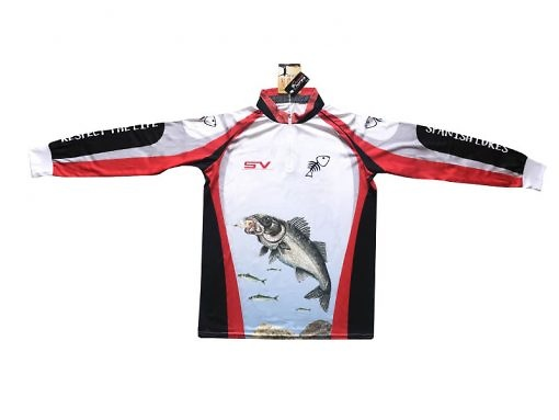 CAMISETA SEA BASS ATTACK