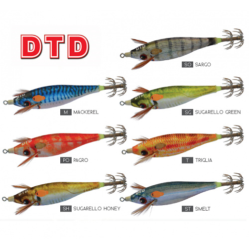 DTD REAL FISH BUKVA 3.0