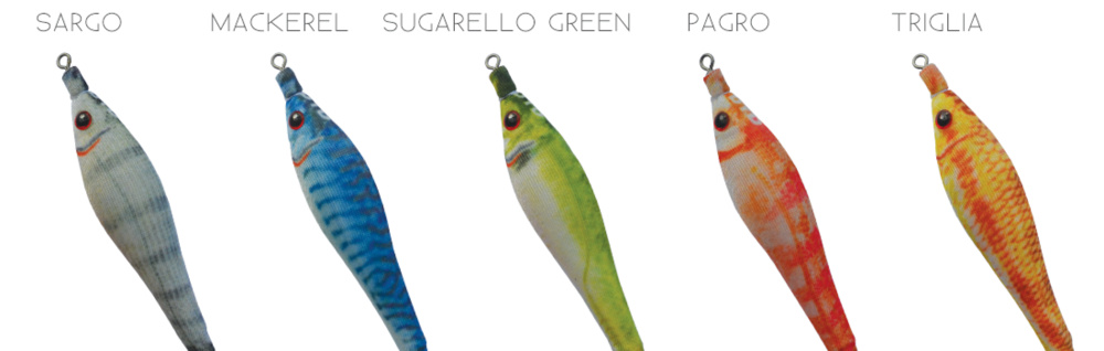 DTD SOFT REAL FISH 2.0