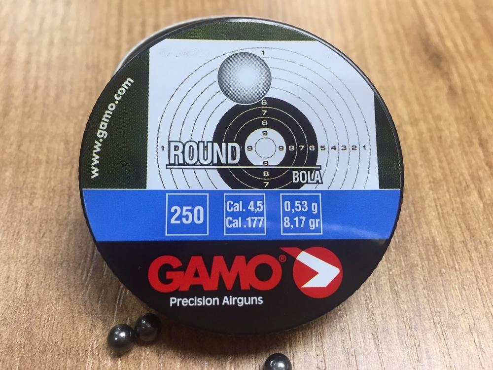 GAMO ROUND 4.5