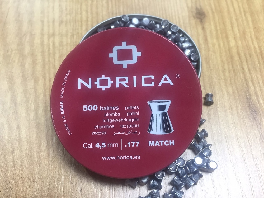 NORICA MATCH 500 - CAL 4.5