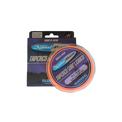 SHIMANO SPEED MASTER TAPERED SURF LINE