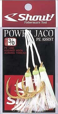 SHOUT POWER JACO GLOW