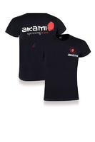CAMISETA AKAMI SPINNING BLACK M