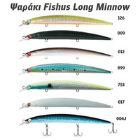 FISHUS LONG MINNOW 160